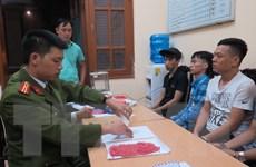 Bắc Ninh phá thành công chuyên án ma túy lớn, bắt 5 đối tượng