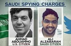 Mỹ truy tố 3 đối tượng liên quan đến Saudi Arabia về tội gián điệp