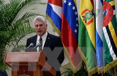 Cuba hoan nghênh LHQ thông qua nghị quyết lên án lệnh cấm vận của Mỹ
