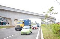 Thông xe dự án nút giao thông Đại học Quốc gia TP Hồ Chí Minh