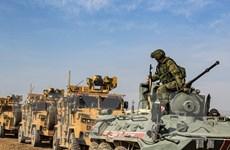 Thổ Nhĩ Kỳ và lực lượng nổi dậy bất ngờ tấn công vào Bắc Syria