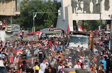 Iraq: Các phe phái đạt thỏa thuận cứu vãn chính phủ của Thủ tướng