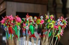 Nặn tò he - nét văn hóa dân gian ở các vùng quê Việt Nam