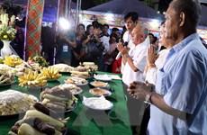 [Photo] Sóc Trăng phục dựng Lễ Cúng Trăng của đồng bào Khmer