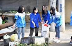 [Video] Cả ngàn người dọn rác ở Việt Nam tại sự kiện World Cleanup Day