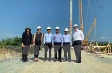 Thành phố Aberdeen của Anh tìm cơ hội hợp tác tại Ninh Thuận