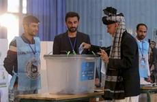 Afghanistan hoãn công bố kết quả cuộc bầu cử tổng thống