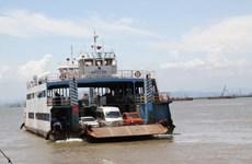 Tạm dừng hoạt động bến phà Gót để thi công cáp treo Cát Hải-Phù Long