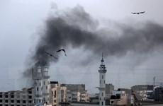 Quân đội Israel giao tranh dữ dội với nhóm Jihad ở Dải Gaza
