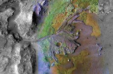 NASA có phát hiện mới về tìm kiếm hóa thạch của sự sống trên Sao Hỏa