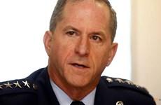 Tham mưu trưởng Mỹ hy vọng khủng hoảng Vùng Vịnh sớm kết thúc
