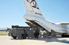 Thổ Nhĩ Kỳ: Việc mua hệ thống tên lửa S-400 không phải để dự trữ