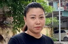 Vụ gây rối tại sân bay: Quyết định xuất ngũ với trung úy Lê Thị Hiền