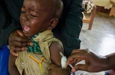 Bệnh bại liệt xuất hiện trở lại tại Angola sau gần 10 năm