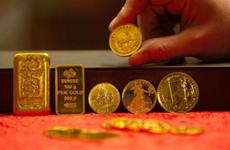 Vàng thế giới vững giá sau khi Fed công bố biên bản họp thường kỳ