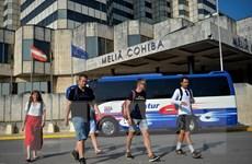 Du khách quốc tế tới Cuba giảm do ảnh hưởng lệnh trừng phát của Mỹ