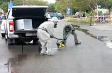 Quảng Nam nâng cao kỹ năng ứng phó với sự cố bức xạ và hạt nhân