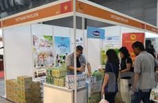 4 doanh nghiệp Việt dự hội chợ thực phẩm châu Á-TBD tại Singapore