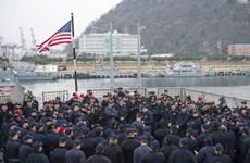 Ngoại trưởng Lavrov: Nga quan ngại quân đội Mỹ hiện diện tại Nhật Bản
