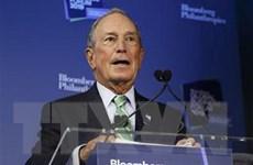 Cựu Phó Tổng thống Biden chào đón đối thủ tiềm tàng Bloomberg