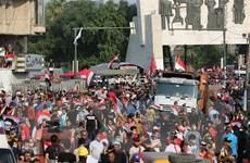 Iran nói đặc vụ Mỹ trà trộn vào những người biểu tình có vũ trang