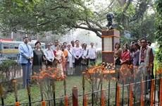 [Photo] Quan hệ Việt Nam-Ấn Độ và dấu ấn của Bác Hồ