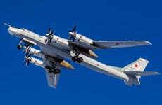 Máy bay Hàn Quốc, Nhật Bản hộ tống chiến đấu cơ Nga qua biển trung lập