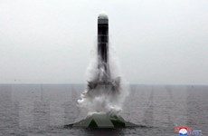 Hàn Quốc nói Triều Tiên bất ngờ phóng các vật thể không xác định