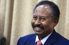 Thủ tướng Sudan lên đường thăm chính thức Mỹ trong sáu ngày