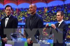 Bốc thăm vòng chung kết EURO 2020: Tử thần gọi tên bảng F