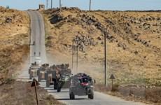 Thổ Nhĩ Kỳ và Nga kết thúc cuộc tuần tra chung thứ 12 ở miền Bắc Syria