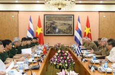 Điện mừng kỷ niệm 59 năm ngày lập quan hệ ngoại giao Việt Nam-Cuba