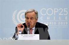 Khai mạc hội nghị về biến đổi khí hậu lần thứ 25 tại Tây Ban Nha