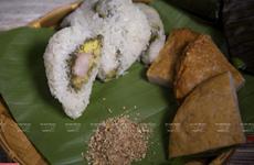 Bánh khúc - nét tinh túy riêng trong ẩm thực Hà Nội
