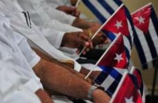 Cuba tố cáo chiến dịch của Mỹ khiến chấm dứt hợp tác y tế quốc tế