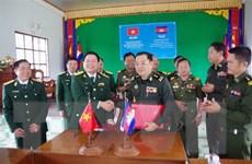 Đắk Nông và tỉnh Mundulkiri đánh giá kết quả hợp tác quốc phòng