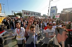 Iraq: Nhà riêng của giáo sỹ Sadr bị máy bay không người lái đánh bom