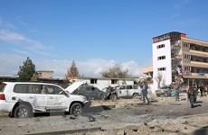 Nổ lớn và đấu súng ở miền Bắc Afghanistan, 13 người thiệt mạng