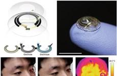 Phát triển công nghệ sạc không dây cho kính áp tròng thông minh