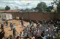 Phái bộ gìn giữ hòa bình đẩy lùi vụ tấn công ở CHDC Congo