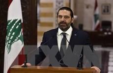 Liban: Khả năng ông Saad Hariri trở lại cương vị Thủ tướng