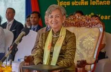 Campuchia: Bổ nhiệm công chúa Monipong làm ủy viên hội đồng hiến pháp