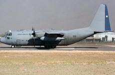 Chile: Máy bay vận tải quân sự chở 38 người bị rơi sau 12 giờ mất tích