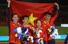 SEA Games 30: Thêm huy chương Vàng cho điền kinh và kick boxing