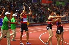 Điền kinh Việt Nam liên tục bứt phá tại SEA Games 30