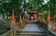 [Video] Lăng mộ Kinh Dương Vương-chốn linh thiêng níu chân du khách