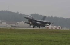Anh hỗ trợ Thổ Nhĩ Kỳ thay thế dàn máy bay chiến đấu F-16