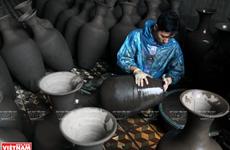 Quá trình hình thành, phát triển của làng nghề sơn mài Hạ Thái