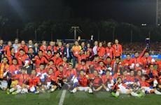 SEA Games 30: Bộ trưởng Ngọc Thiện đề cao sức mạnh tinh thần Việt Nam