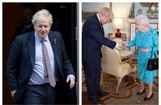 Thủ tướng Anh đề nghị Nữ hoàng chính thức cho phép lập chính phủ mới